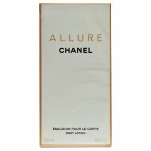 Chanel Allure for Women Body Lotion 200ml Boxed & Sealed