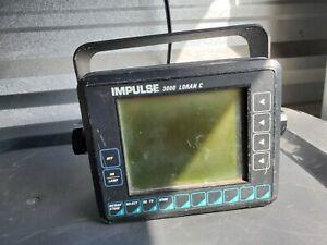 Impulse 3000 Loran C Fish Finder UNTESTED NO CABLES