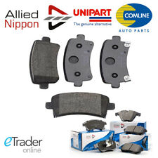 VAUXHALL INSIGNIA REAR BRAKE PADS PAD SET NEW OEM QUALITY 2009 - 2017 ALL MODELS