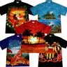 Camisa Hawaiana Hombre / 100% algodón / talla M - 6XL / Camisas Hawaiiana Hawaii