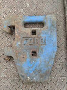 FORD TRACTOR FRONT WEIGHT