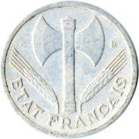 COIN / FRANCE / 1 FRANC 1944  #WT892