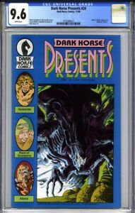 DARK HORSE PRESENTS #24 CGC 9.6 one of the earliest ALIENS appearance in comics
