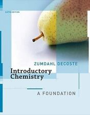 Introductory Chemistry: A Foundation 6e (Chapters 1-21), Steven S. Zumdahl, Dona