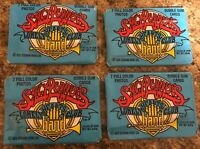 1978 - Sgt. Pepper's Lonely Hearts Club Band Trading Card Packs - 4 Pack Lot