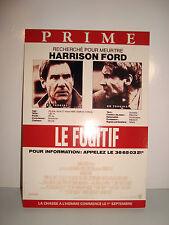 CARTE POSTALE CINEMA - LE FUGITIF