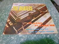 "Beatles ""Please Please Me"" Rare 1st Pressing Peruvian Odeon Mono Lp- Vinyl Ex"