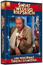 Swiat wedlug Kiepskich - Jak przetrwac swieta i sylwestra (DVD 2 disc)  POLSKI
