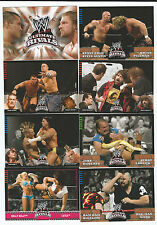 2008 Topps WWE ULTIMATE RIVALS Wrestling Card set  (90 Cards)