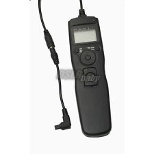Timer Remote Control Shutter for Canon RS-80N3 7D 6D 5D Mark II III IV Camera