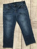 Womens 8 (29) Lucky Brand Jeans Sweet Jean Crop Denim Pants