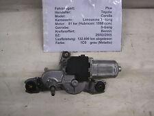 Toyota Corolla 3 Türig 1,6 81 KW Bj. 2005 Wischermotor hinten 8513002020