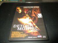 "DVD ""DETOUR MORTEL"" film d'horreur de Rob SCHMIDT"