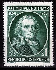 Österreich 1007 **, 300. Geburtstag Rottmayr-Maler
