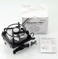 Gelid Solutions Siberian Pro Quiet CPU Cooler for AMD and Intel, Only 10 dBA