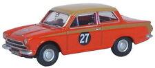 Oxford 76COR1004 Ford Cortina MK1 Rojo/Oro Racing 1/76 escala nuevo – T48 W