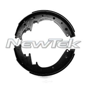 Drum Brake Shoe-Premium New Bonded Brake Shoe Front,Rear NewTek NB248