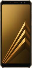 Samsung Galaxy A8 2018 SM-A530F/DS Dual Sim Gold NEU OVP