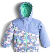 The North Face Toddler Casie Insulated Jacket - Girls - Grapemist Blue - 4T