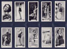 BAT - MODERN BEAUTIES (2nd Series) - Quality 1938 SET