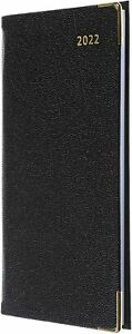 Collins 2022 Business Pocket Slimchart Month to View Diary - CMB