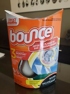 Bounce dryer bar (2 month bar) NIB