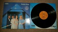 Abba Voulez Vous Vinyl LP 1979 Original UK Album Orange Labels Epic EPC 86086