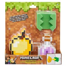 Minecraft Inventory Clip with Potion and Apple Accessories (12C)