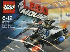 Lego película 30282 Super policía secreta Enforcer Bolsa De Polietileno Nuevo