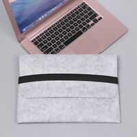 Cover Notebook Pouch Laptop Bag Sleeve Case For MacBook Air Pro Retina 11 13 15