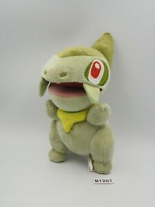 "Axew B1207 Pokemon Center 2010 Original OA Plush 7"" Stuffed Toy Doll Japan"