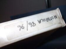 PRICEBOOKS IC OEM DISTRIBUTOR MOTOROLA 86/96 RARE LISTS IN ONE BINDER