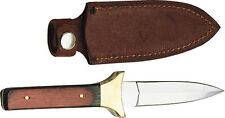 "Pakistan Made PA7822 Knives Fixed Knife Slim Boot Knife 6.5"" Overall 3.125"""