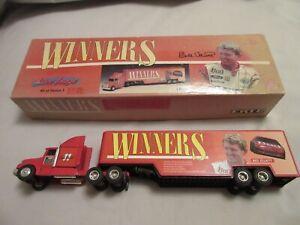 Bill Elliott Nascar Transporter - 1995 - Ertl - USA