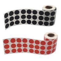900/Roll Splatter Target Sticker Shooting Practice Targets Sticker Repair Patch