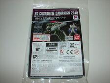 Bandai 1/144 HG Customize Campaign (2018) Set F! Gundam Gunpla