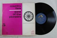 """The Sons Of The Pioneers – Country Fare, Vinyl LP, RCA Victor, 12"""" 33rpm"""