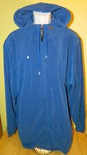 Men's Jordan Full Zip Hoodie Jacket Size Large Blue