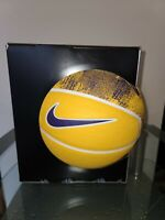 "Nike Basketball Lebron James Lakers Full Size 29.5"" Indoor/Outdoor NBA - NEW"