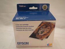 EPSON T020 201 Color Ink Inkjet T020201 For Stylus 880 880i Printer NEW Single