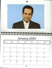 MONK TV SHOW 2020 CALENDAR  Tony Shalhoub