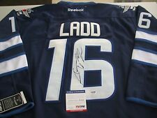 Andrew Ladd Autograph  PSA