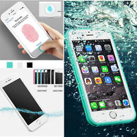 Waterproof Shockproof Dirt Proof TPU Case Cover For iPhone XR XS Max 6s 7 8 Plus