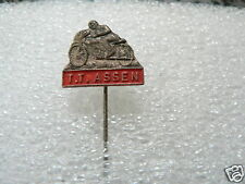 PINS,SPELDJES DUTCH TT ASSEN OR SUPERBIKES MOTO SOLO FROM THE SIXTIES 5