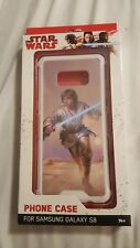 Star Wars The Last Jedi Smart Phone Case for Samsung galaxy s8