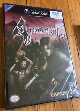 Gamecube GC - Resident Evil 4 - Sealed