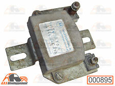 REGULATEUR 12 volts MOTOROLA pour Citroen 2CV DYANE MEHARI AMI8  -895-