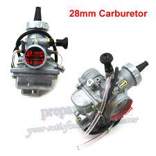 Mikuni Carburateur 28 mm pour Yamaha TTR125 YZ80 DT175 BW200 BLASTER 200 YFS200