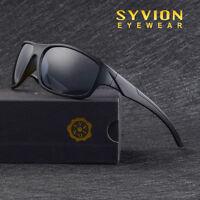 Polarized Cycling Glasses Goggles Driving Fishing Sports Sunglasses UV400 TR90 3