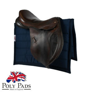 GENUINE Classic PolyPad Horse Pony Saddle Pad Numnah Cloth Cob Full Size